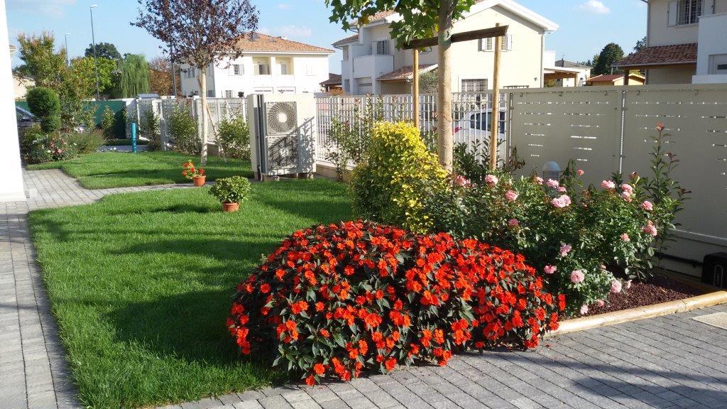 Progettazione e realizzazione giardini for Progettista giardini